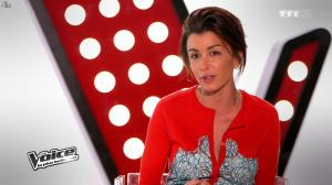 Jenifer Bartoli dans The Voice - 11/01/14 - 06
