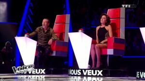 Jenifer Bartoli dans The Voice - 11/01/14 - 09