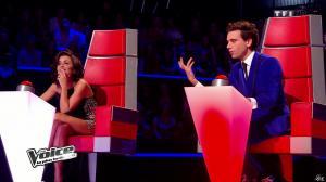 Jenifer Bartoli dans The Voice - 11/01/14 - 11