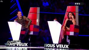 Jenifer Bartoli dans The Voice - 11/01/14 - 24