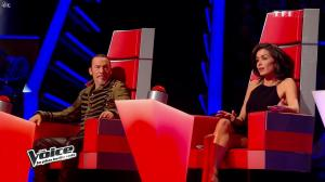 Jenifer Bartoli dans The Voice - 15/02/14 - 06