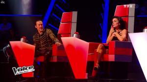 Jenifer Bartoli dans The Voice - 18/01/14 - 06