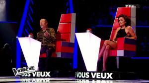Jenifer Bartoli dans The Voice - 25/01/14 - 08