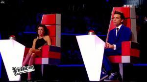Jenifer Bartoli dans The Voice - 25/01/14 - 09