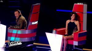 Jenifer Bartoli dans The Voice - 25/01/14 - 12