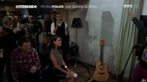 Karine Ferri dans 50 Minutes Inside - 22/03/14 - 02