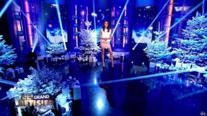 Karine Ferri dans le Grand Bêtisier de Noël - 24/12/13 - 10