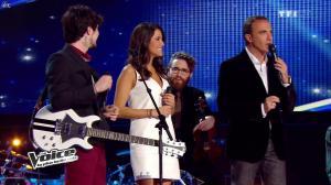 Karine Ferri dans The Voice - 01/02/14 - 24