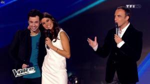 Karine Ferri dans The Voice - 08/02/14 - 14