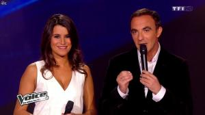 Karine Ferri dans The Voice - 11/01/14 - 25