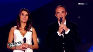 Karine Ferri dans The Voice - 15/02/14 - 18