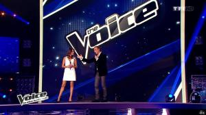 Karine Ferri dans The Voice - 15/02/14 - 19