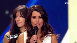 Karine Ferri dans The Voice - 15/02/14 - 21