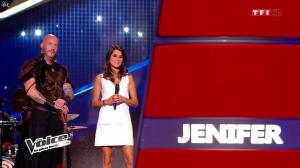 Karine Ferri dans The Voice - 18/01/14 - 19
