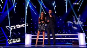 Karine Ferri dans The Voice - 22/02/14 - 03