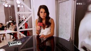Karine Ferri dans The Voice - 25/01/14 - 15