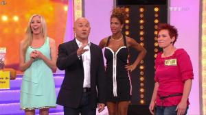 Les Gafettes, Doris Rouesne et Nadia Aydanne dans le Juste Prix - 03/09/13 - 07