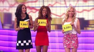 Les Gafettes, Fanny Veyrac, Doris Rouesne et Nadia Aydanne dans le Juste Prix - 10/09/13 - 10