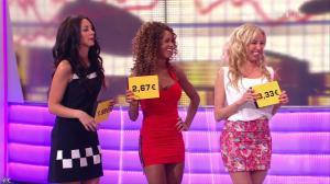 Les Gafettes, Fanny Veyrac, Doris Rouesne et Nadia Aydanne dans le Juste Prix - 10/09/13 - 11