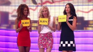 Les Gafettes, Fanny Veyrac, Doris Rouesne et Nadia Aydanne dans le Juste Prix - 10/09/13 - 18