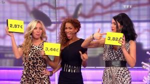 Les Gafettes, Fanny Veyrac, Doris Rouesne et Nadia Aydanne dans le Juste Prix - 27/12/12 - 07