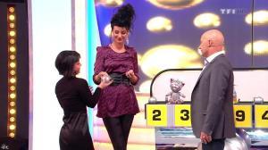 Fanny Veyrac dans le Juste Prix - 26/11/12 - 11