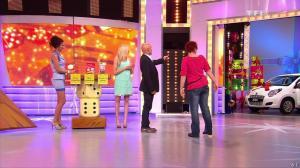 Les Gafettes, Fanny Veyrac et Nadia Aydanne dans le Juste Prix - 03/09/13 - 05