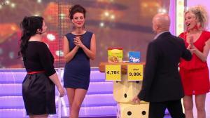 Les Gafettes, Fanny Veyrac et Nadia Aydanne dans le Juste Prix - 03/10/13 - 02