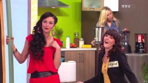 Les Gafettes, Fanny Veyrac et Nadia Aydanne dans le Juste Prix - 26/02/13 - 13