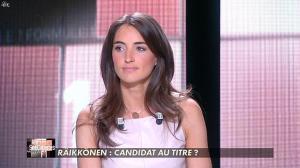 Margot Laffite dans les Specialistes F1 - 17/04/13 - 08