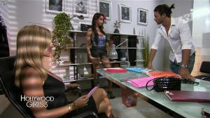 Nabilla Benattia et Shauna Sand dans Hollywood Girls - 13/12/13 - 07