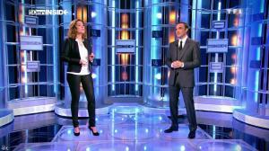 Sandrine Quétier dans 50 Minutes Inside - 01/03/14 - 02