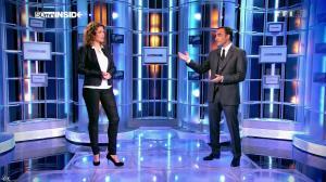 Sandrine Quétier dans 50 Minutes Inside - 01/03/14 - 03