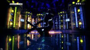 Sandrine Quétier dans 50 Minutes Inside - 01/03/14 - 04