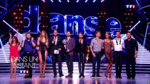 Sandrine Quétier dans Danse avec les Stars - 23/11/13 - 01
