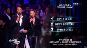 Sandrine Quétier dans Danse avec les Stars - 23/11/13 - 05