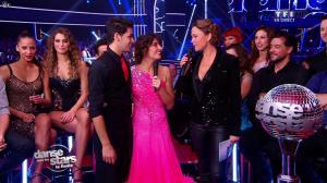 Sandrine Quétier dans Danse avec les Stars - 23/11/13 - 07