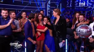 Sandrine Quétier dans Danse avec les Stars - 23/11/13 - 09