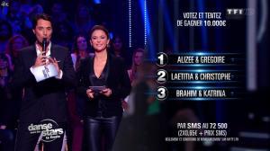 Sandrine Quétier dans Danse avec les Stars - 23/11/13 - 11