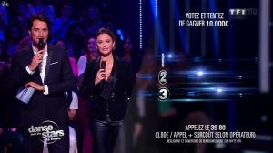 Sandrine Quétier dans Danse avec les Stars - 23/11/13 - 12