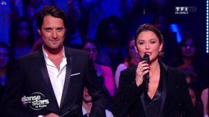 Sandrine Quétier dans Danse avec les Stars - 23/11/13 - 15