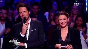 Sandrine Quétier dans Danse avec les Stars - 23/11/13 - 17