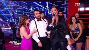 Sandrine Quétier dans Danse avec les Stars - 28/09/13 - 09