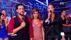 Sandrine Quétier dans Danse avec les Stars - 28/09/13 - 17