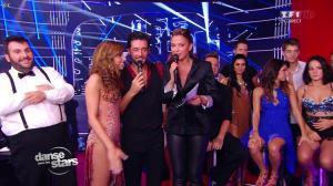 Sandrine Quétier dans Danse avec les Stars - 28/09/13 - 21