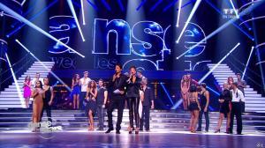 Sandrine Quétier dans Danse avec les Stars - 28/09/13 - 31