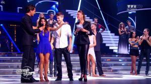 Sandrine Quétier dans Danse avec les Stars - 28/09/13 - 37