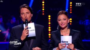 Sandrine Quétier dans Danse avec les Stars - 28/09/13 - 49