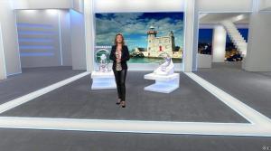 Sandrine Quétier dans Euro Millions - 11/02/14 - 03