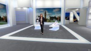 Sandrine Quétier dans Euro Millions - 11/02/14 - 04